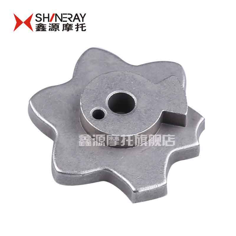 Xinyuan xinyuan x2 accessories shineray shineray scrambed 250 motorcycle engine parts gearshift round