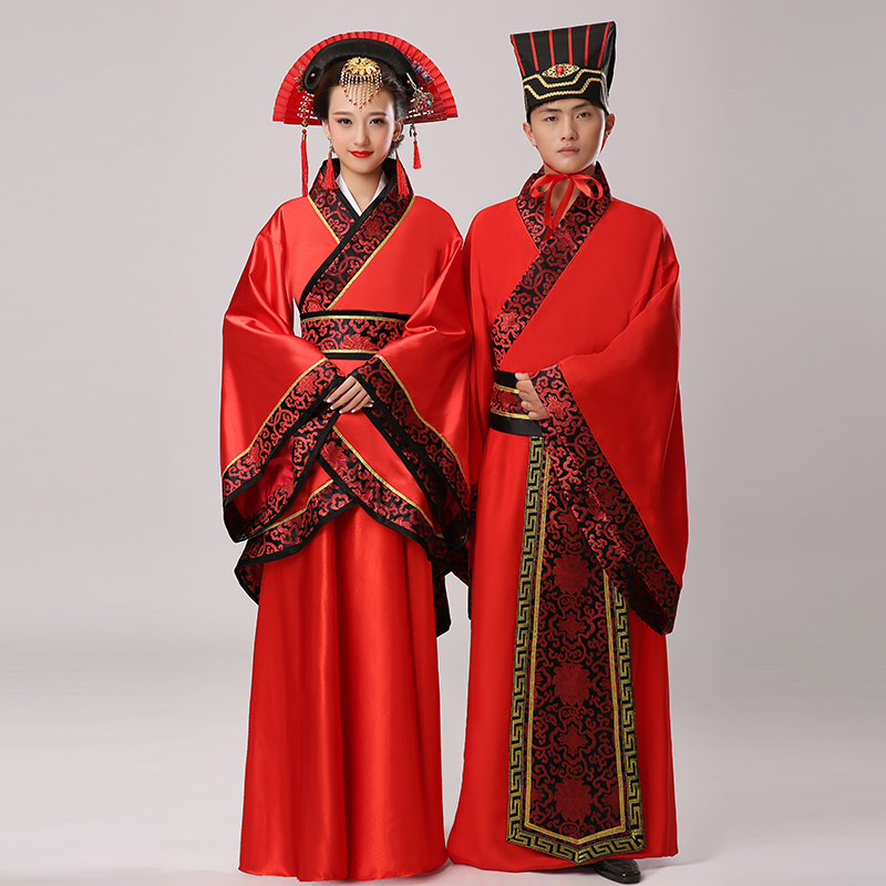 Xiu bride dress costume han chinese clothing chinese wedding wedding dress wedding dress costume costume han chinese ancient red