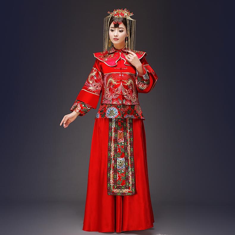 China Ethnic Wedding Dress, China Ethnic Wedding Dress Shopping ...