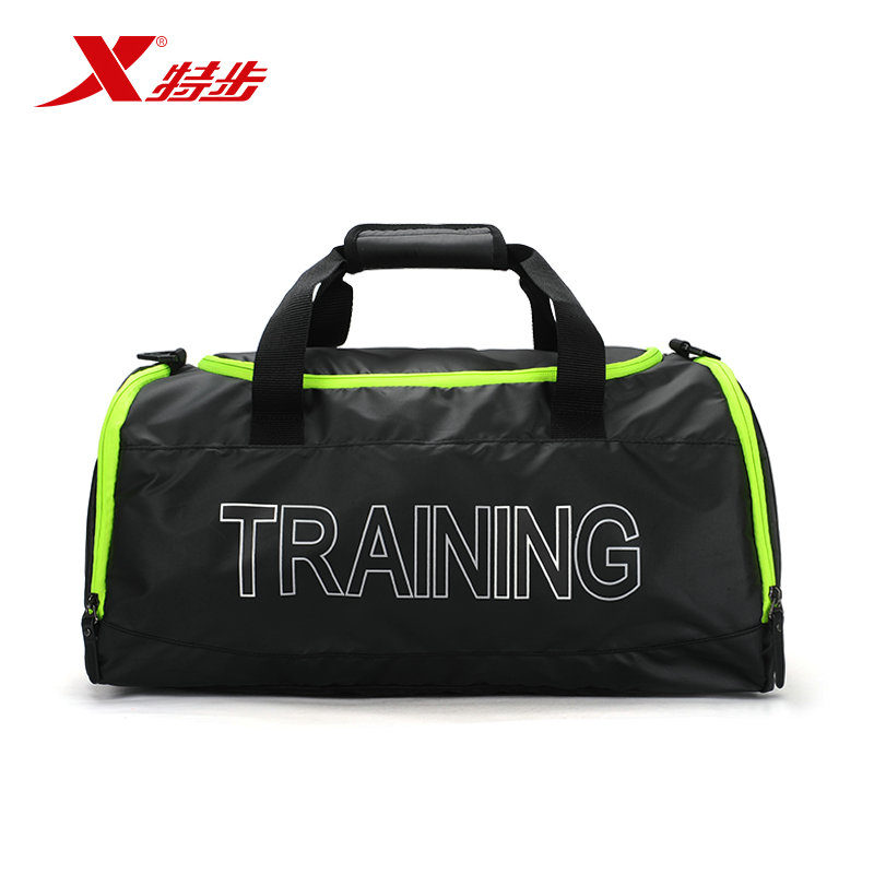 Xtep official authentic sports and fitness training package 2016 summer new handbag travel bag shoulder bag men and women