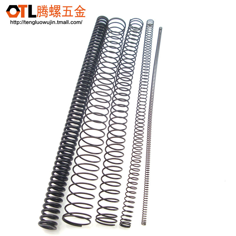 Y type spring compression spring wire diameter 0.3/0.4/0.5/0.6/0.7 length 305mm
