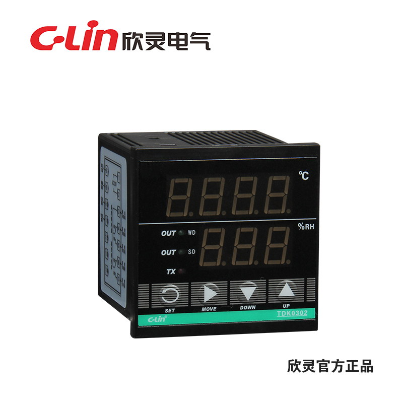 Yan ling temperature controller temperature controller tdk0302 incubation temperature and humidity control temperature and humidity control thermostat temperature controller