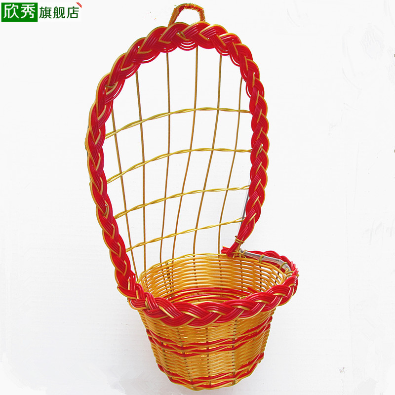 Yan xiu flower basket diaopen spider hanging pots hanging wall hanging baskets can be wall flower baskets
