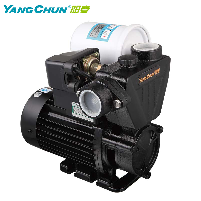 Yangchun pump household automatic automatic booster pump priming pump wells with pump automatic pump water booster pump