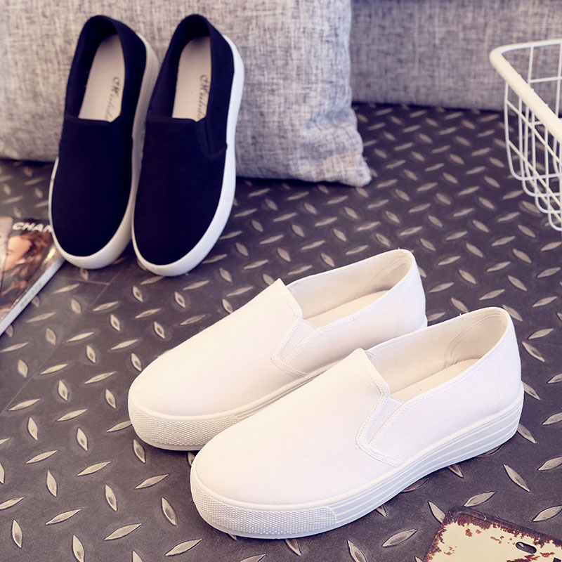 Yap shadow shoes cloth shoes female student flat with flat shoes white shoes women shoes women 2016 influx of women shoes women shoes student shoes