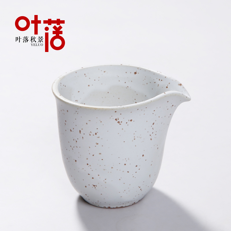 Yela autumn handmade pottery pottery japanese retro vintage kung fu tea ceramic tea sea fair cup of tea male cup