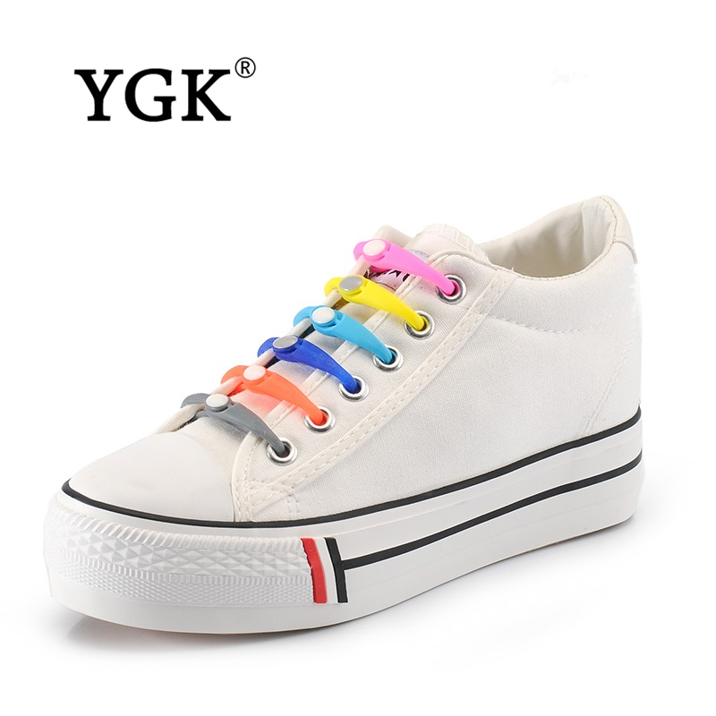Ygk genuine summer paragraph canvas shoes female student shoes tide shoes thick crust muffin casual shoes to help low 2354