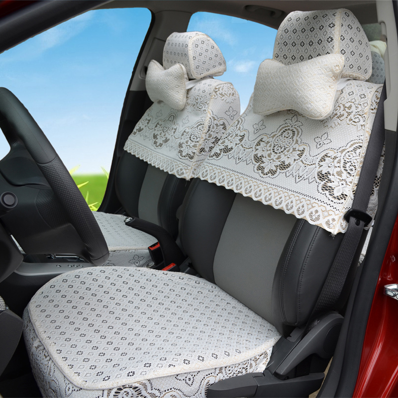 Yi meng xiang 2012 models of modern fly thinking/k7 azera/lang move + lace half sleeve + base Seat cover car seat cover