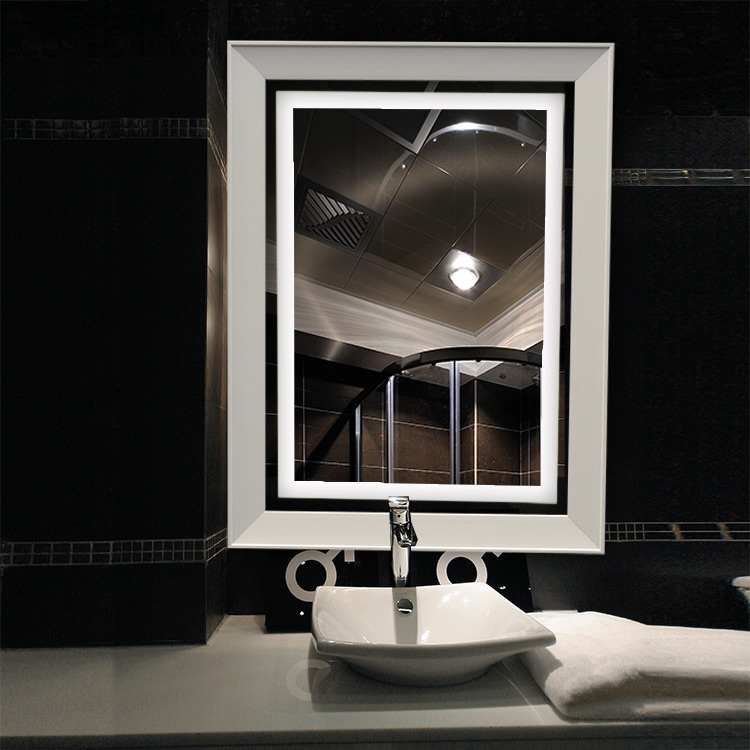 Yishare translucidus led bathroom mirror light mirror lamp bathroom mirror decorative mirror bathroom mirror bath wei