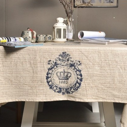 Ymioo shipping retro fashion european pastoral cotton tablecloth tablecloth tea table cloth table cloth custom fabric