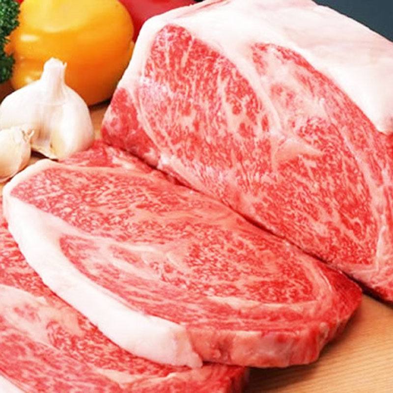 Yu xuan ã ã fresh snow beef imported from australia (5a) 500g non marinated fresh flavor beef
