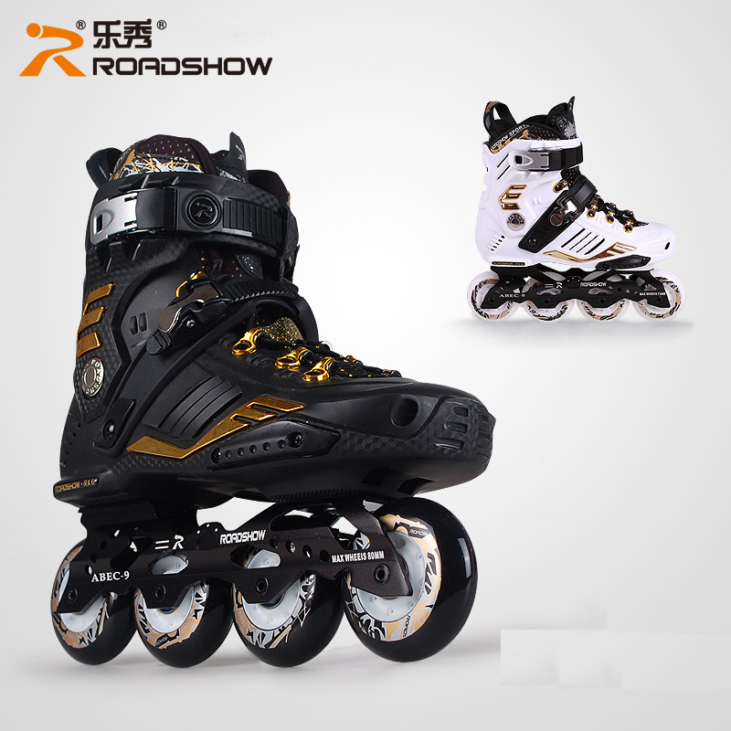 Yue xiu rx6 inline skates adult skates adult roller skates adult skates professional single row of men and women