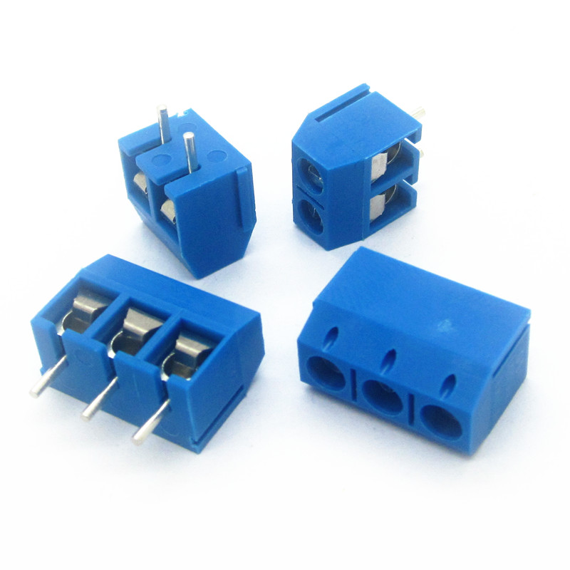 Yunhui KF301-5.0-2P/3 p spacing 08mm connector terminals can be spliced jointbar 5.44mpa