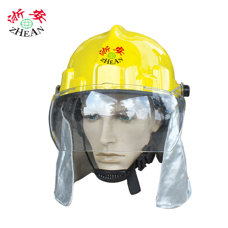 Zhejiang ann korean fire helmet fire helmet fire helmet paragraph 02 firefighters extinguishing the fire protective helmet