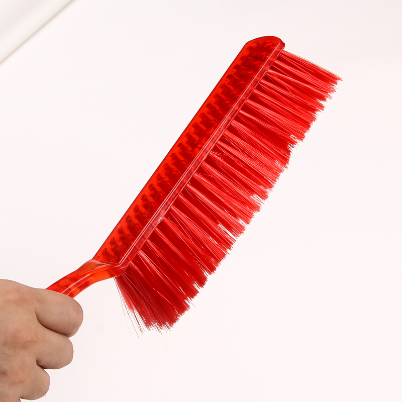 Zhixin jacuzzi big red wedding supplies wedding marriage bed brush cleaning brush dust brush bed bed sweeping brush