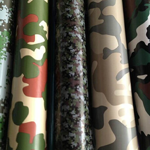 Zi hao car forest camouflage camouflage change color film body film body matt foil stickers desert camouflage