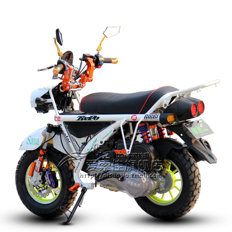 Zuma zuma motorcycle mini suv 125cc motorcycle scooter street car m3 small monkey mini roadster