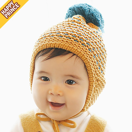 f683e79865b2b Get Quotations · 0-6-12 months newborn baby warm and lovely handmade  knitted wool hat autumn