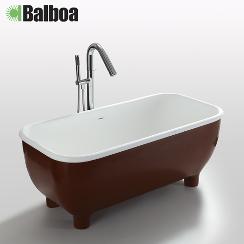 1.5 m seiko artificial stone gbagbo separate bath tub bath tub environmental continental 9997F