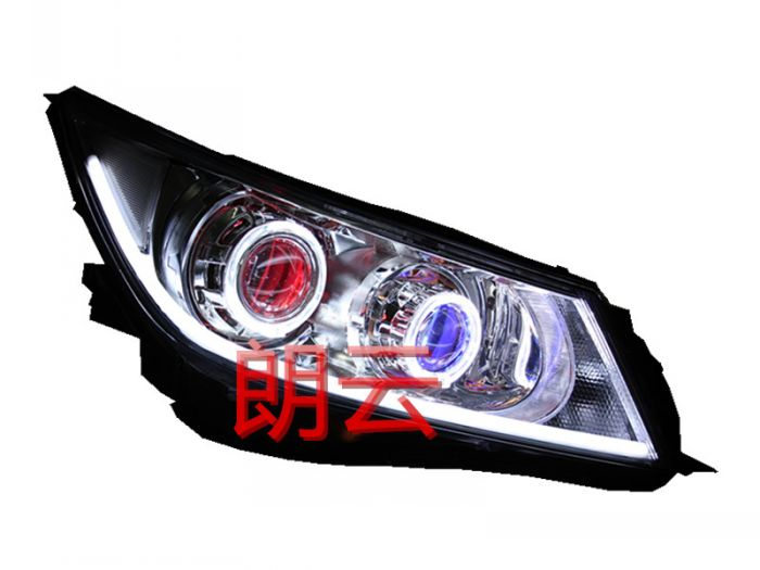 10 11 paragraph 12 new lacrosse buick with hid headlight assembly modified bifocal lens xenon lamp day make eye