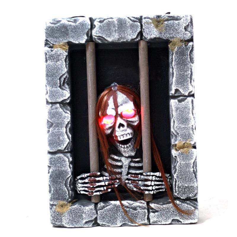 Point of halloween fun halloween haunted house bar supplies decorative halloween horror props cloth field tombstones luminous