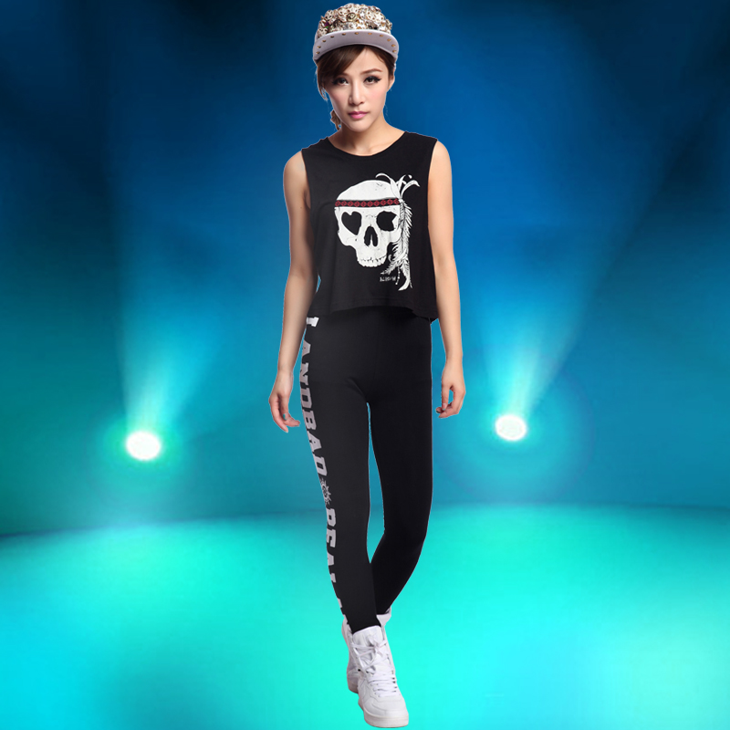 Queen of hip-hop clothing ds lead dancer costumes sexy nightclub singer lead dancer clothing costumes dance clothes horse