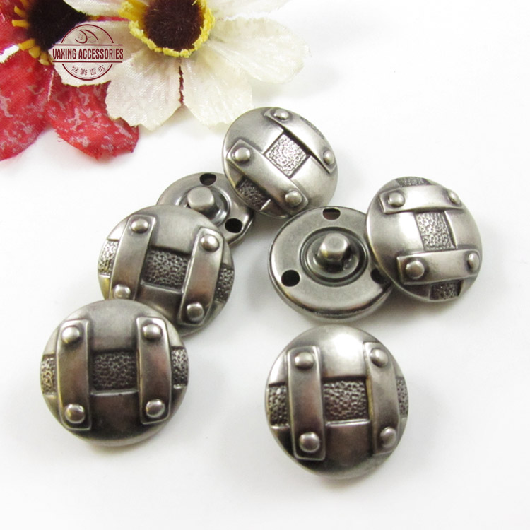Buttons buttons metal buttons deduction sweater button buttons clothing accessories accessories diy retro small buckle metal buttons