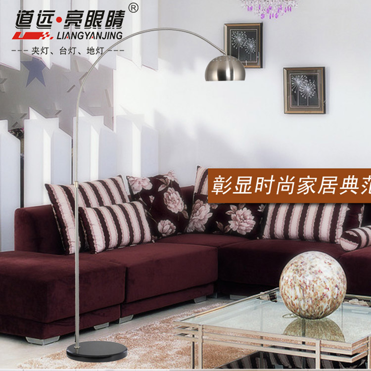 Long road ML616 floor lamp floor lamp living room floor lamp bedroom bedside lamp european american book room mahjong lights