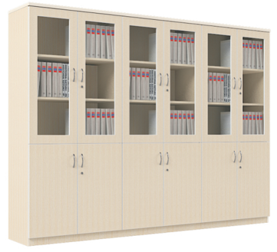 Yue xu new office furniture file cabinet plate cabinet bookcase shelf data book cabinet file cabinet BSG-F15