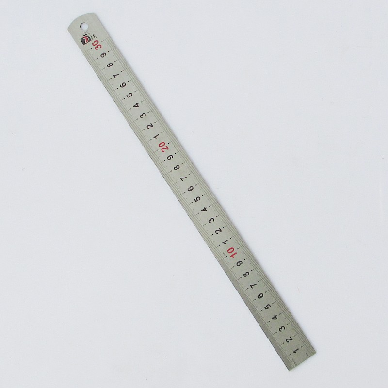 Effective tool effective steel ruler 150/300/500mm ruler steel ruler steel ruler ruler steel plate 8050