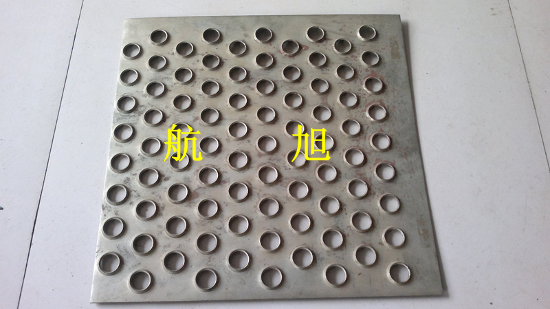 Perforated metal mesh, aluminum mesh aperture 20mm pitch 30mm, aluminum perforated metal mesh, perforated mesh releationship