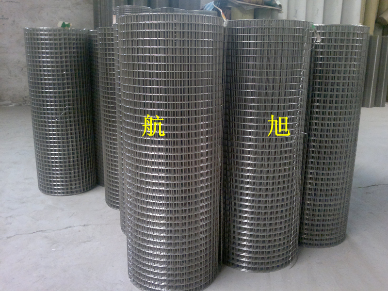 304 stainless steel welded wire mesh, welded wire mesh aperture 50mm, macroporous stainless steel welded mesh, Welded wire mesh welded wire mesh