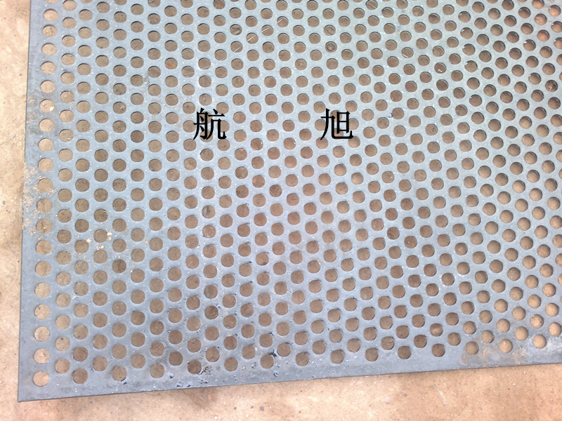 Stainless steel perforated metal mesh 1 hole 1 pitch, 304 stainless steel perforated mesh, punching mesh, Sheet metal punching net net net factory