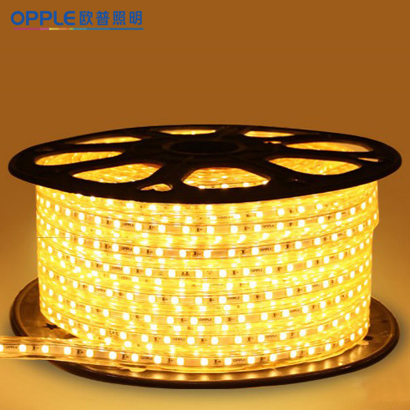 Op lighting led lights with bright led 5730 smd 60 beads waterproof super bright neon 2216 colorful lights