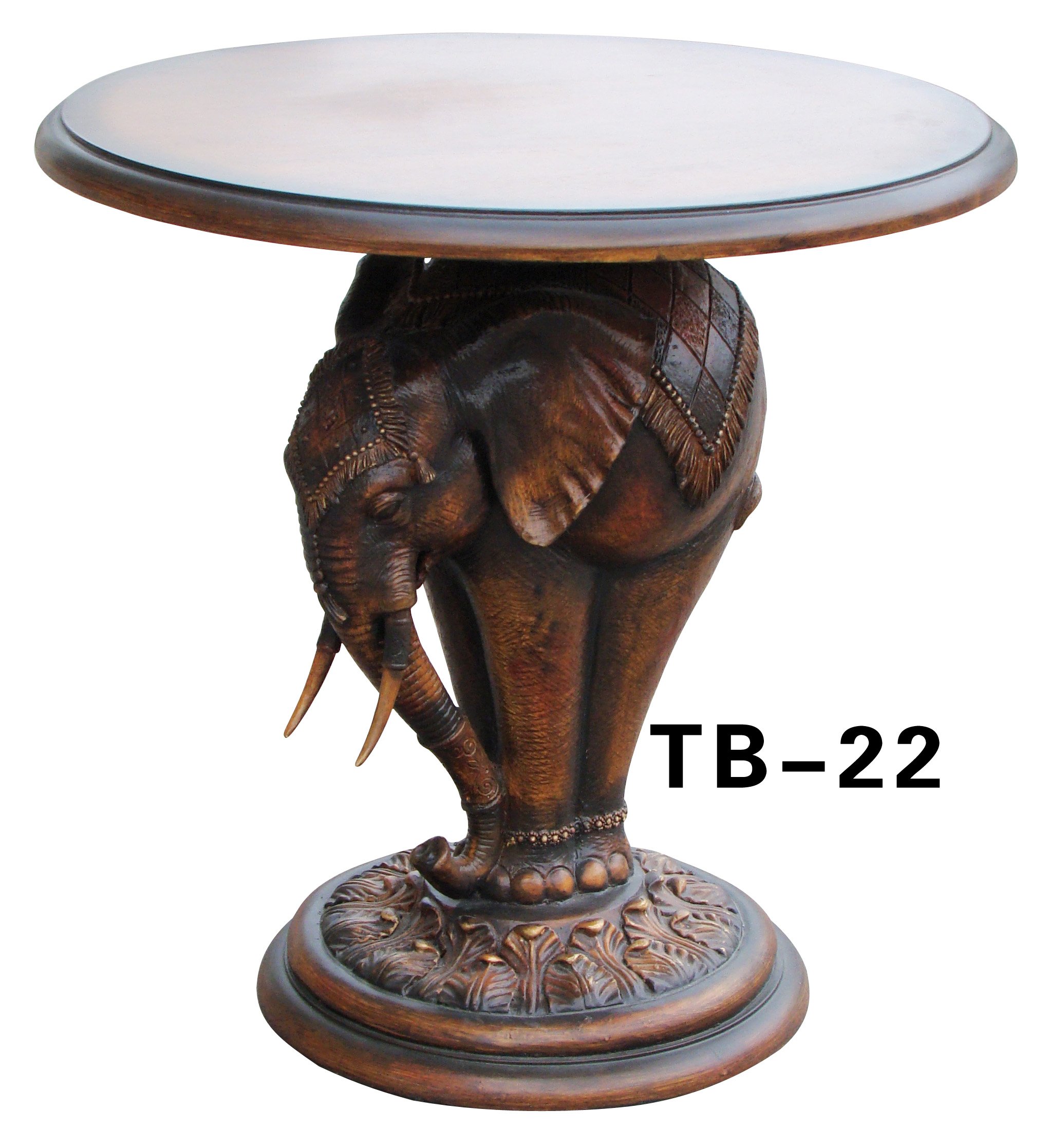 Get Ations Athena Crafts Coffee Table Art Elephant Creative Vestibule Corner A Few Side