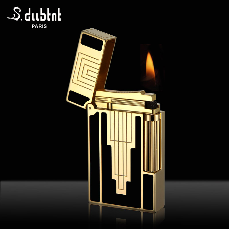 France s. dubtnt broke lighters lighters creative personality lighter crisp high copper authentic free shipping