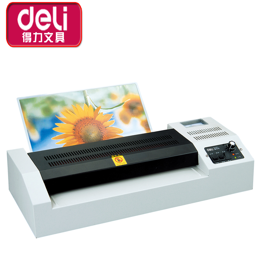Deli 3895 photo laminator a3 laminator sealing lengbiao dual laminating machine laminating machine many provinces shipping