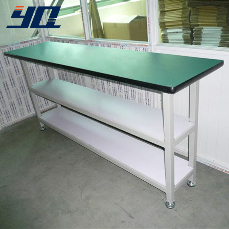 Angelina yq workbench antistatic lab bench repair machinery table workshop bench