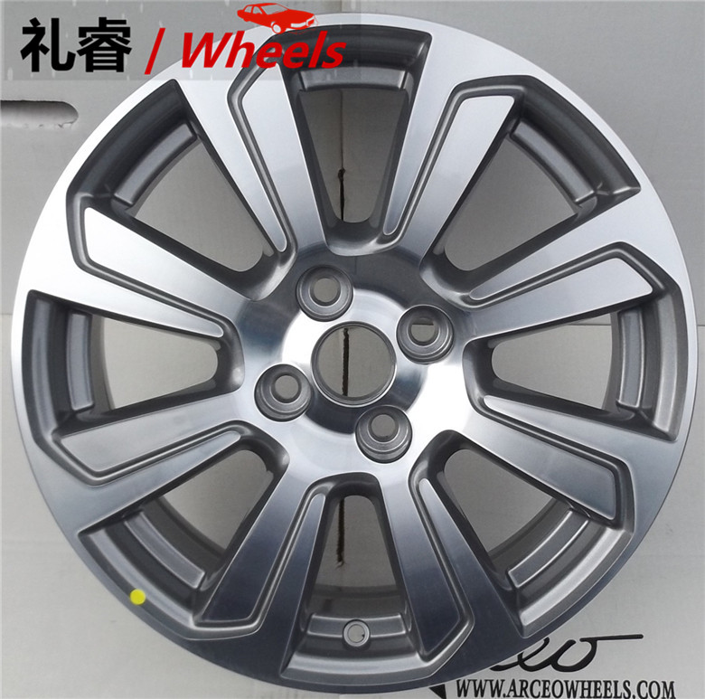 15 inch 16 inch wheels of the new love cd europe chevrolet aveo aluminum alloy wheels lizhong genuine