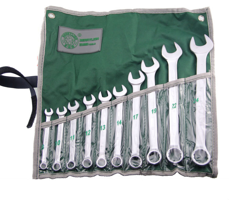 Budweiser lion 8/10/14 sets of combination wrenches spanner wrench spanner wrench kit set