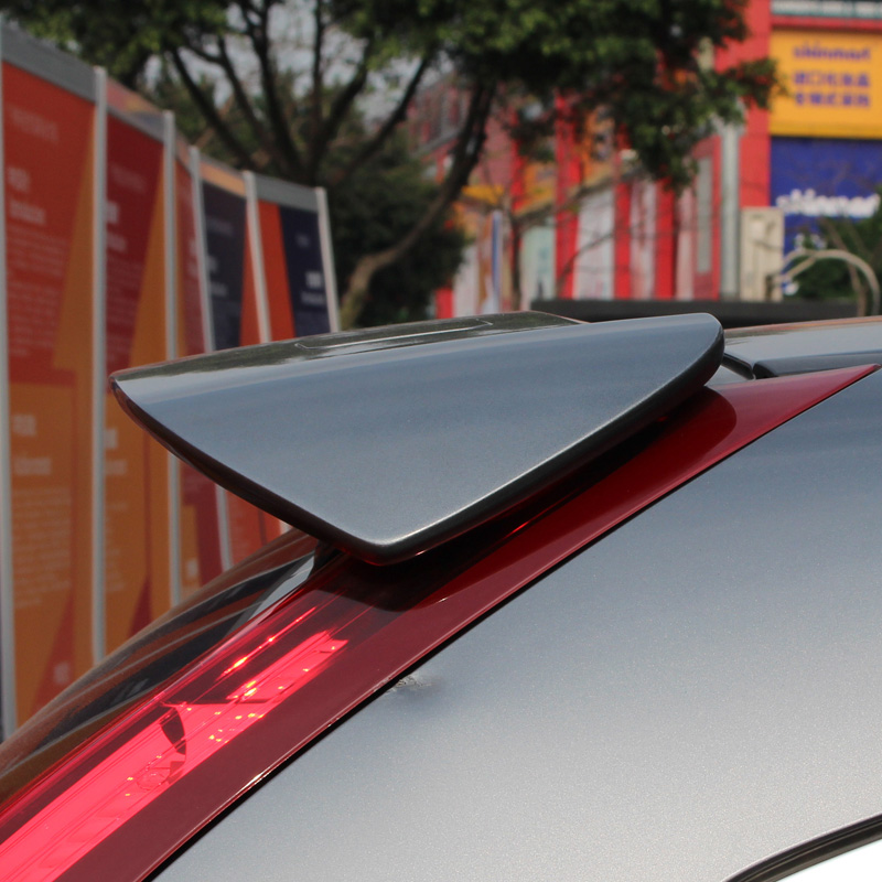 16 new models honda crv crv crv modified tail wing tail paint without color tail wing dedicated