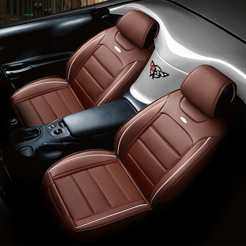16 pu leather seat cushion car seat cushion summer paragraph applies to rui chi crown toyota highlander rav4