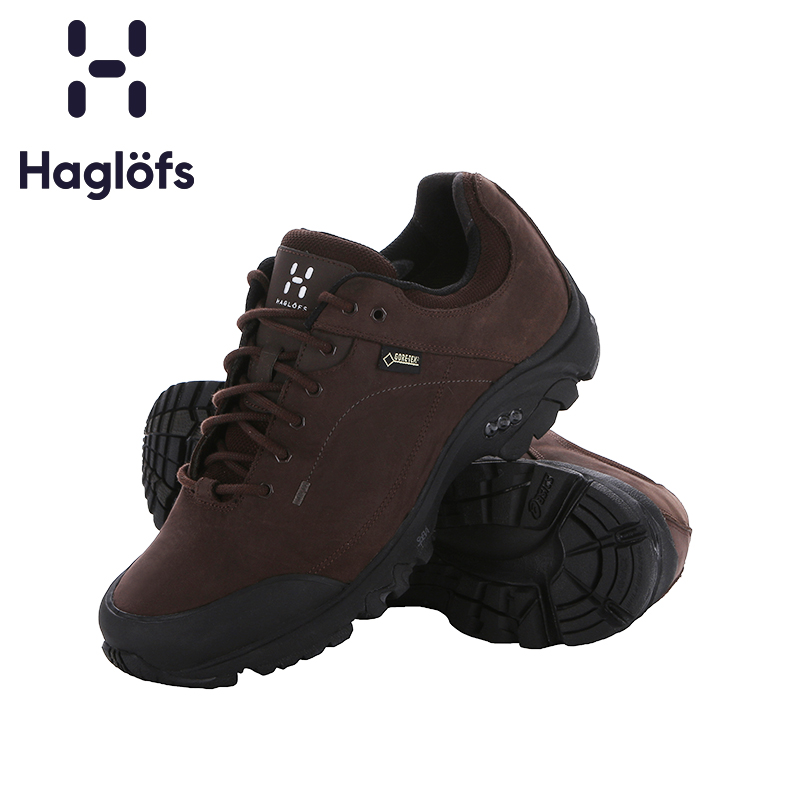 [16] the new haglofs matchstick men's outdoor waterproof breathable hiking shoes 49 5640