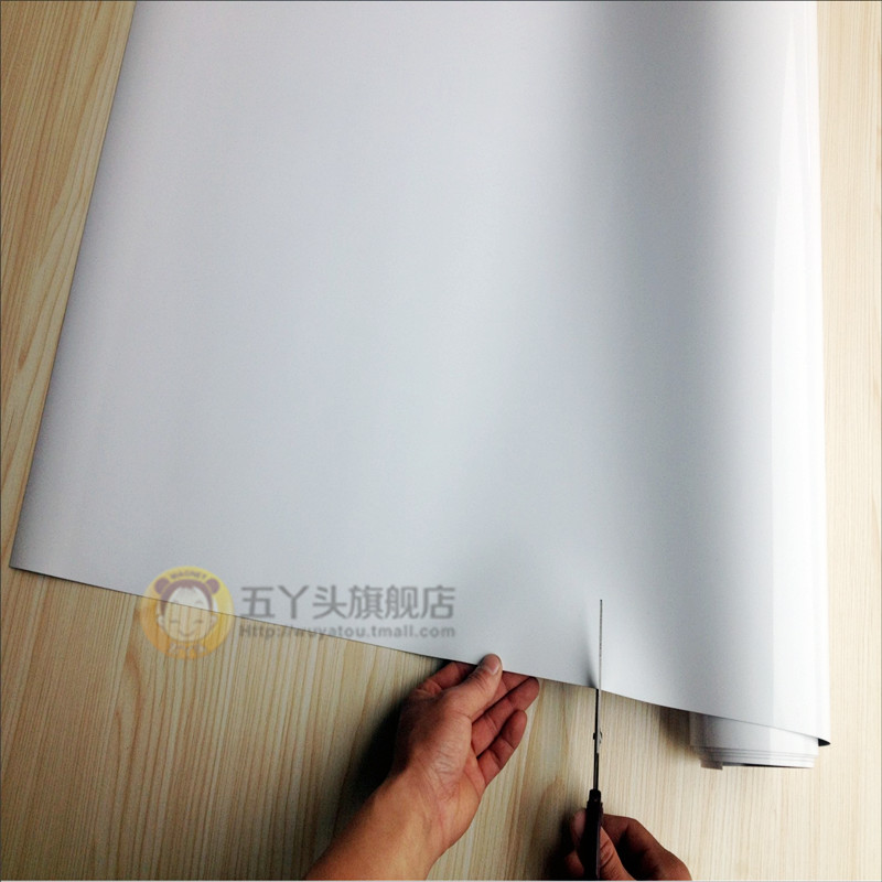 1.4 * m soft iron magnetic whiteboard magnetic whiteboard whiteboard soft suck magnetic whiteboard wall stickers can set the size of children's graffiti Wall