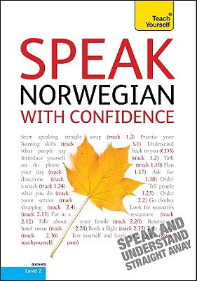 [Booking] speak norwegian with confidence [with booklet]