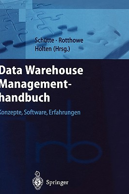 [Booking] data warehouse managementhandbuch: konzepte