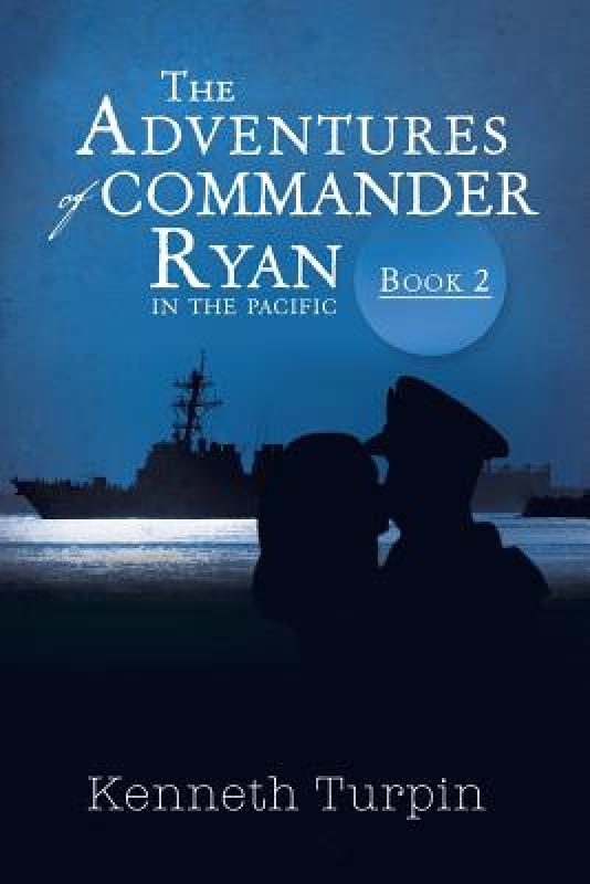 [Booking] the adventures of commander ryan: book 2 in the
