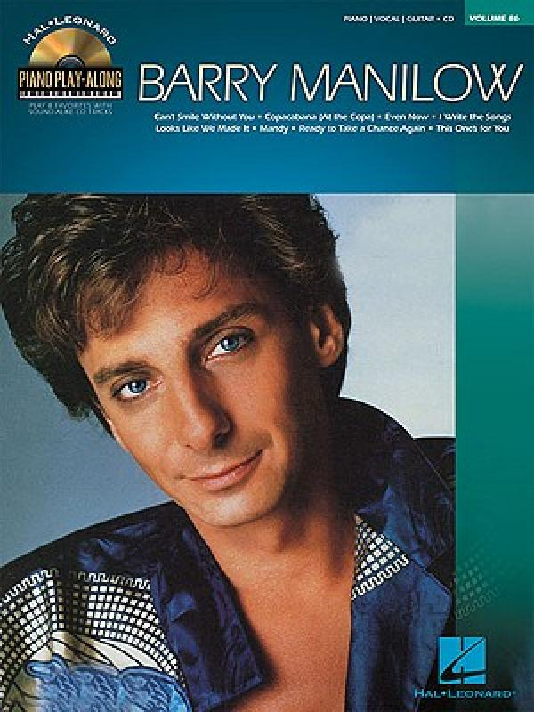 [Booking] barry manilow [with cd (audio)]
