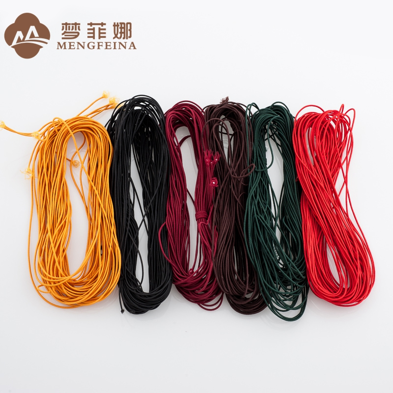 Dream fina 13.358kj beads diy wire line 1.0-5mm cored wire stretch elastic rope line hand string