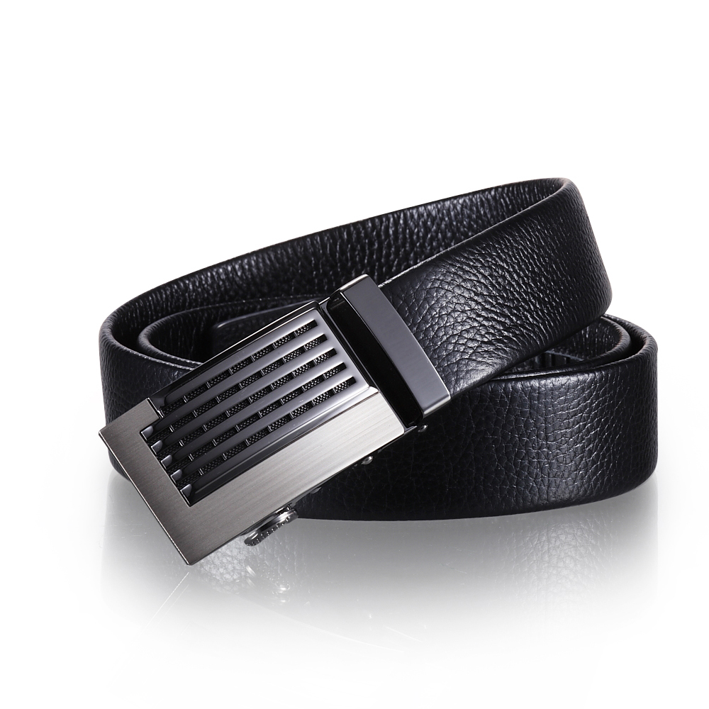 Bond [italy imported the first layer of leather] first layer of leather belt male automatic buckle pure leather belt genuine